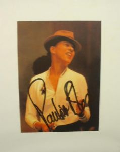 Pauline Black. Lead singer in The Selecter #2